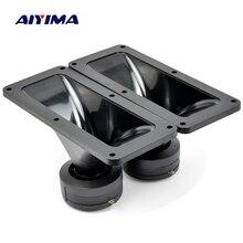 Aiyima 2 個ツイーター 187*80 ミリメートル圧電ツイータースピーカー 150 ワットセラミックブザー高音広場オーディオスピーカー