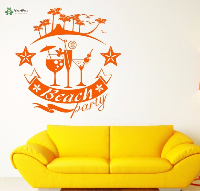 YOYOYU Vinyl Wall Decal \
