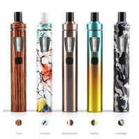 NEW Color Joyetech EGo AIO Kit 1500mah Battery Electronic Cigarette Starter Vaper 2ml Tank BF SS316
