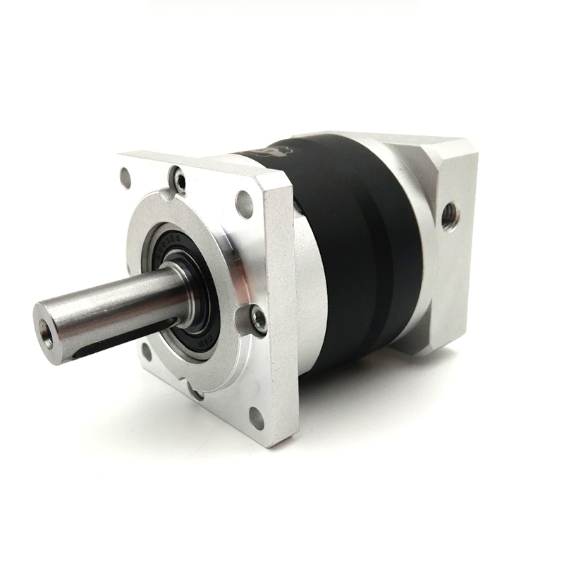 High Precision Planetary Gear Reducer NEMA 24 Ratio 20:1 Speed Reducer Max Input 8000rpm  for 60mm Servo Motor LRF60-20 New 25 1 gear ratio planetary servo motor reducer nema24