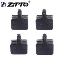 4 пары ZTTO MTB горный велосипед Запчасти полуметаллическое соединение тормозные колодки для Запчасти M416 447 446 455 355 395 315 TEKTRO HDM 290 300