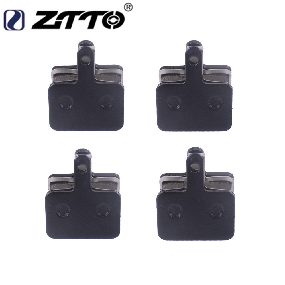 4Pairs ZTTO MTB Mountain Bike Bicycle Parts Semi-metallic Brake Pads For Parts M416 447 446 455 355 395 315 TEKTRO HDM 290 300