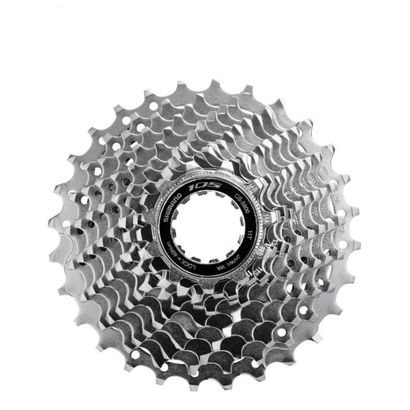 6f40d1212e SHIMANO 105 CS 5800 R7000 11S Speed 12-25T 11-28T 11-32T Road Bike Cassette  Bicycle Freewheel Cassette Sprocket