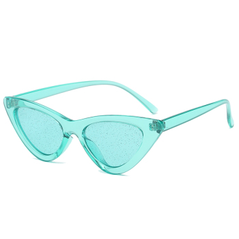 Women's Slim Cat Eye Sunglasses