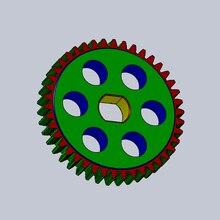 /Шредер шестерни аксессуары/Шредер зубчатых передач/1,25 M/42/H8.55 шестерни
