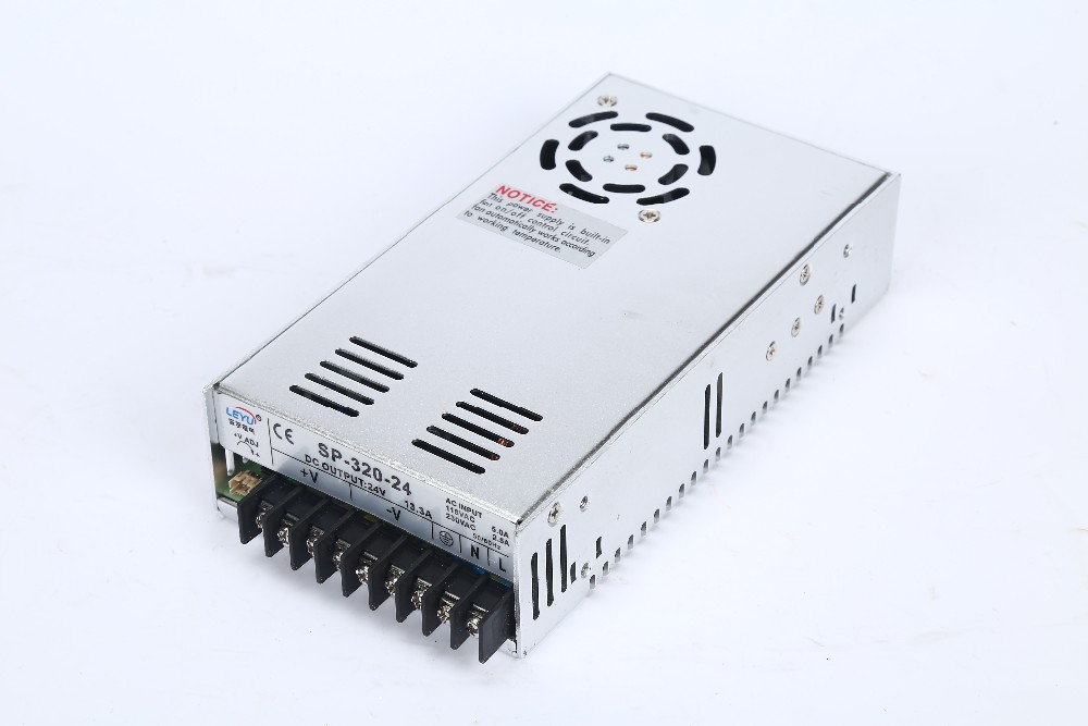 High frequency SP-320-15V AC DC single output switching power supply with PFC function approved CE ce rohs high power scn 1500 24v ac dc single output switching power supply with parallel function