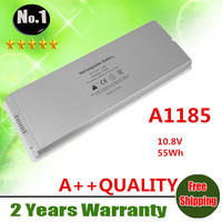 Wholesale New 6cells Laptop Battery FOR APPLE MacBook 13 A1185 A1181 MA561 MA561FE A MA561G A