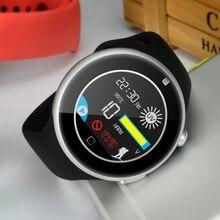 Nuevo 2016 C5 Reloj Inteligente Impermeable HD Pantalla de Dispositivos Portátiles de Apoyo llamada telefónica SIM SmartWatch Para Android IOS montre
