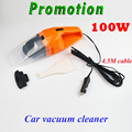 100W 12V Car Vacuum Cleaner Super Suction Vaccum Cleaner For Car super absorb car waste