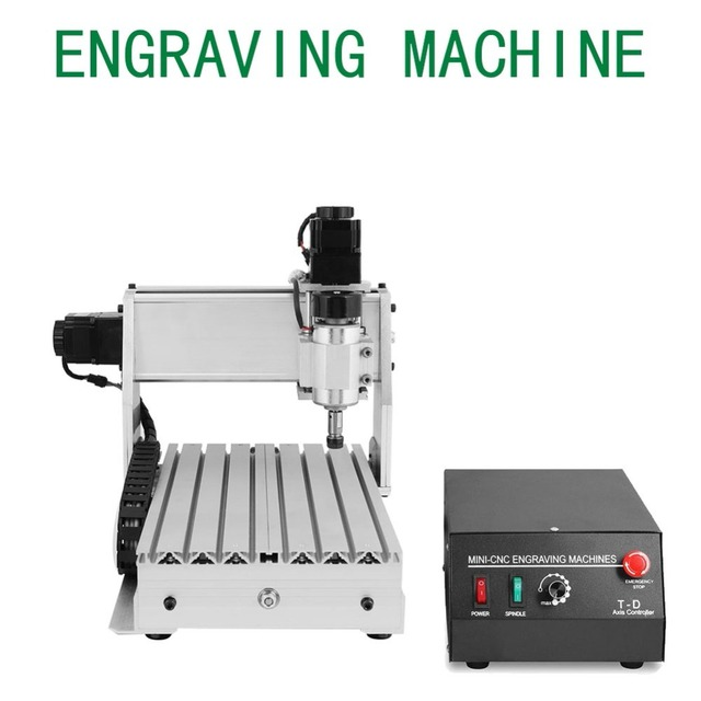 CNC 3020T 3 axis USB CNC Router 3D  engraving machine for CNC  milling machine