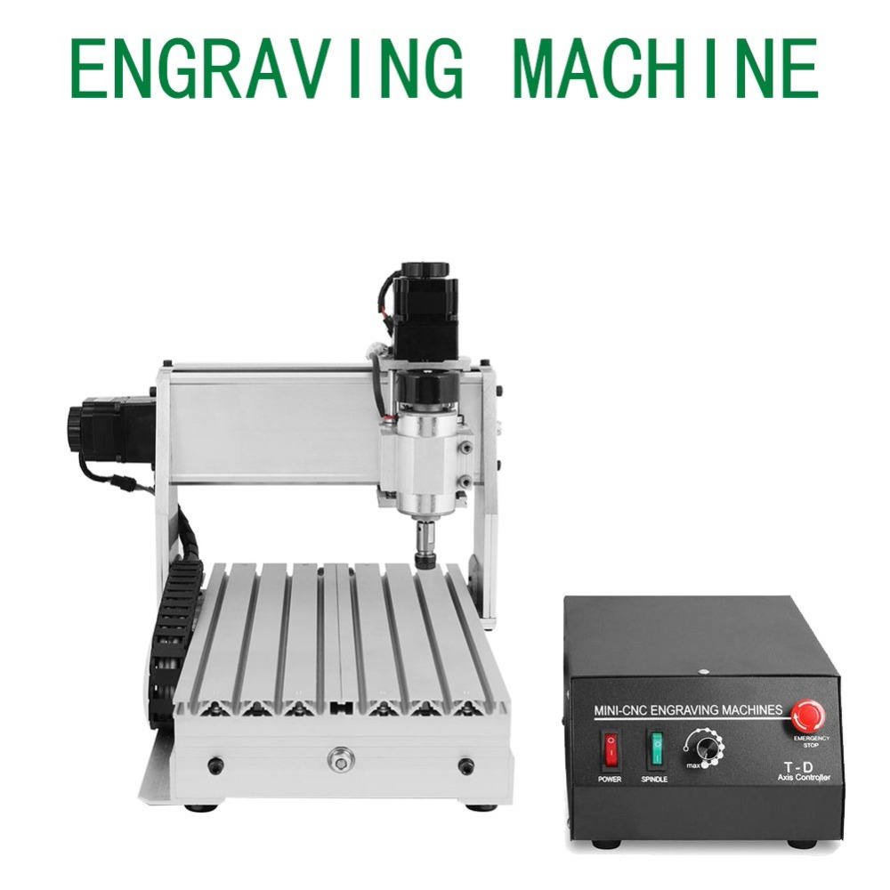 CNC 3020T 3 axis USB CNC Router 3D engraving machine for CNC drilling milling machine