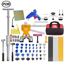 PDR Tools Paintless Dent Repair Car Body Repair Kit Dent Puller Kit Slide Hammer Bridge Puller Suction Cups High Quality