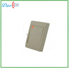 Factory Price 12V Weigand 26 Waterproof IP65 RFID EM-ID 125khz Proximity Access Control Reader Free Shipping