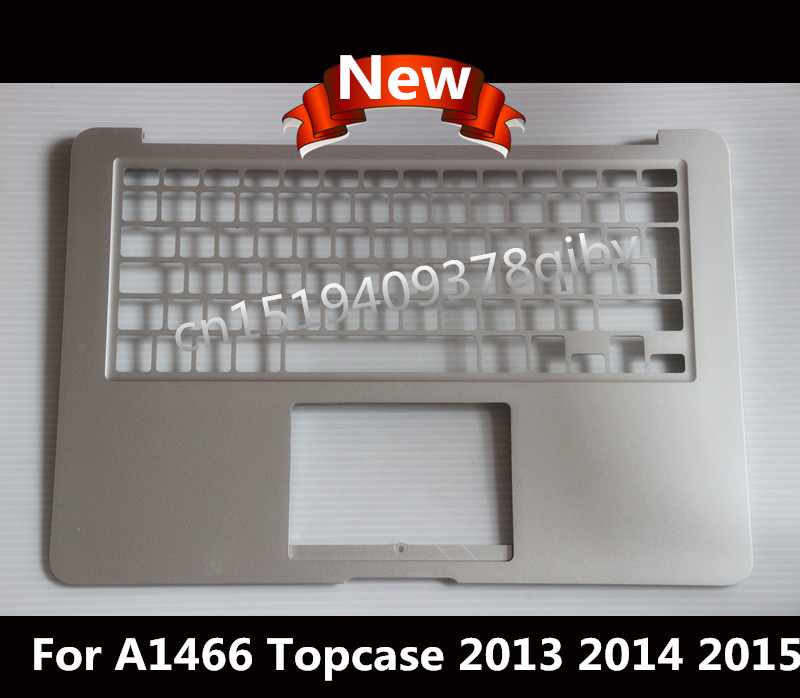 NEW Top case FOR MACBOOK AIR 13.3  A1466 Palmrest Topcase layout UK no keybboard no touchpad 2013 2014 2015 new original a1466 ru russian topcase keyboad for apple macbook air a1466 13 2013 2014 free shipping
