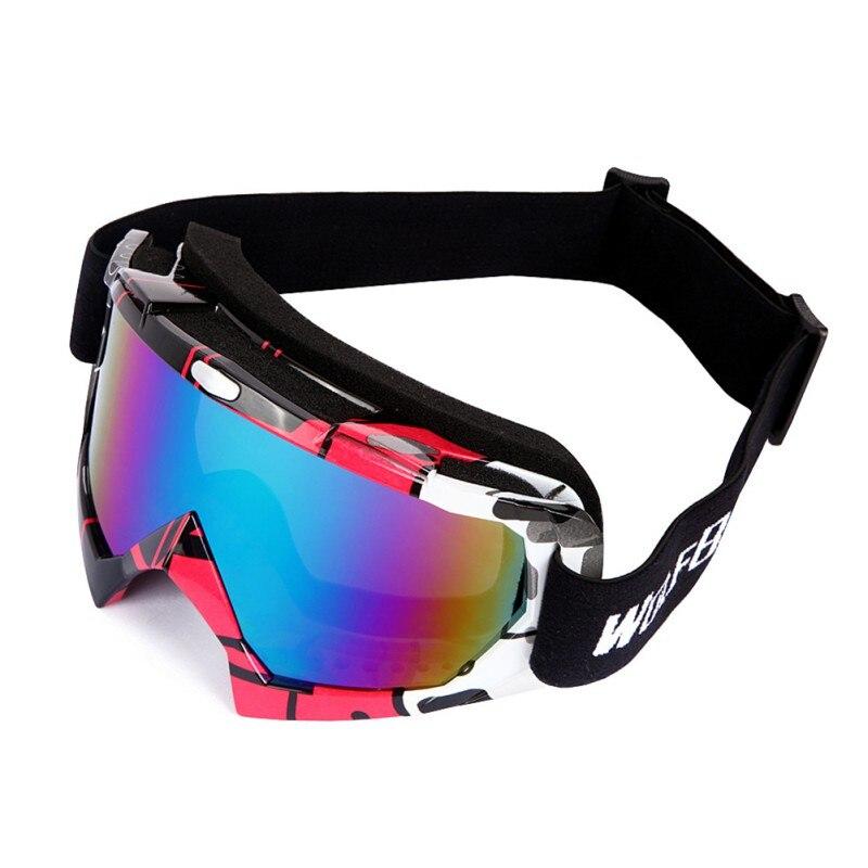Prix pour 10 Snowboard Antipoussière Lunettes de Soleil New Moto Ski Lunettes Lunettes Lunettes
