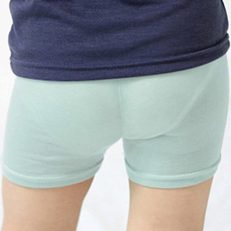 Baby Kids Girls Summer Casual Pants Leggings Skinny Stretch Safety Shorts clothes Summer Style M1