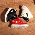 2016 de otoño e invierno de los niños shoes chicas chicos brand shoes kids sport shoes zapatillas de deporte de cuero chicos zapatillas envío gratis