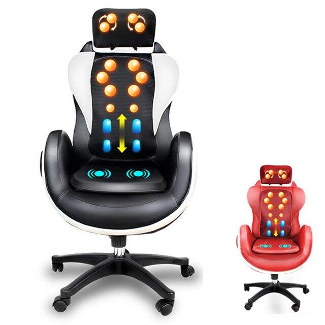 Wibracji Wielofunkcyjny Masaż Krzesło Biurowe Krzesło Komputer 220 V