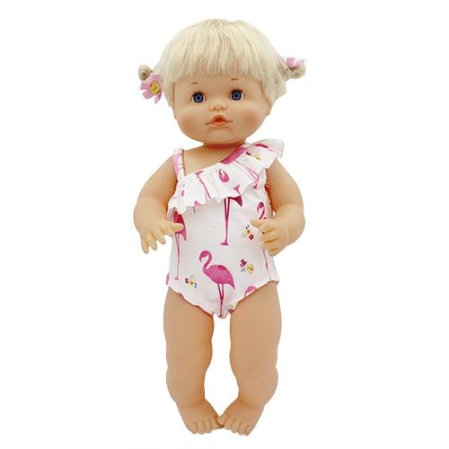 Hot Bathing Suit Doll Clothes Fit 35-42cm Nenuco Doll Nenuco Su Hermanita Doll Accessories