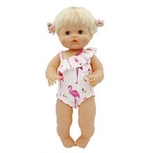 Hot bathing suit doll Clothes Fit 35-42cm Nenuco Doll su Hermanita Accessories