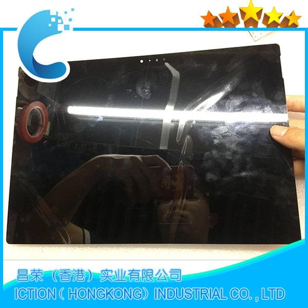 Original completo LCD de la Asamblea para Microsoft Surface Pro 3 (1631) TOM12H20 V1.1 LTL120QL01 003 pantalla lcd digitalizador de pantalla táctil