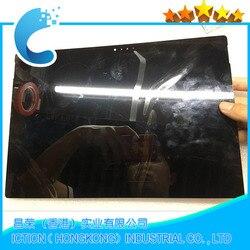 Originale Assemblea LCD Full Per Microsoft Surface Pro 3 (1631) TOM12H20 V1.1 LTL120QL01 003 display lcd di tocco digitale dello schermo