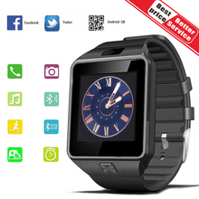 KAISGO DZ09 Smartwatch Smart Watch 2017 Men with Camera Bluetooth 3.0 Support SIM Card TF Card for Apple IOS and Android Phone
