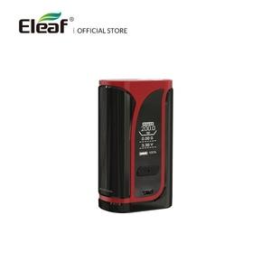 Image 5 - Depo Orijinal Eleaf iKuu i200 TC Kutusu Mod Ile 4600mAh dahili Pil VW/TC Modu 510 Iplik elektronik Sigara