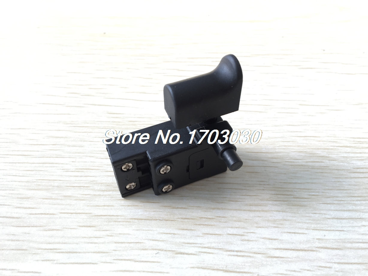 FA2 4/2W4 DPST On Lock Trigger Switch AC 250V/4A for Impact Drill ...