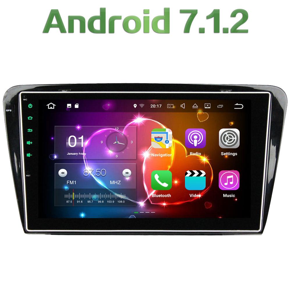 Quad Core 2GB RAM 16GB ROM Android 7 1 2 Stereo Autoradio font b Bluetooth b