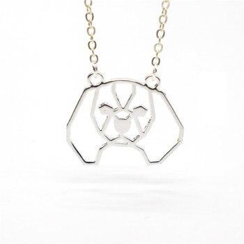 Dog Pendant Necklace  3