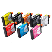 T3240 T3241 T3242 T3243 T3244 T3247 T3248 T3249 For Epson P400 Printer Ink Cartridge Surecolor p400