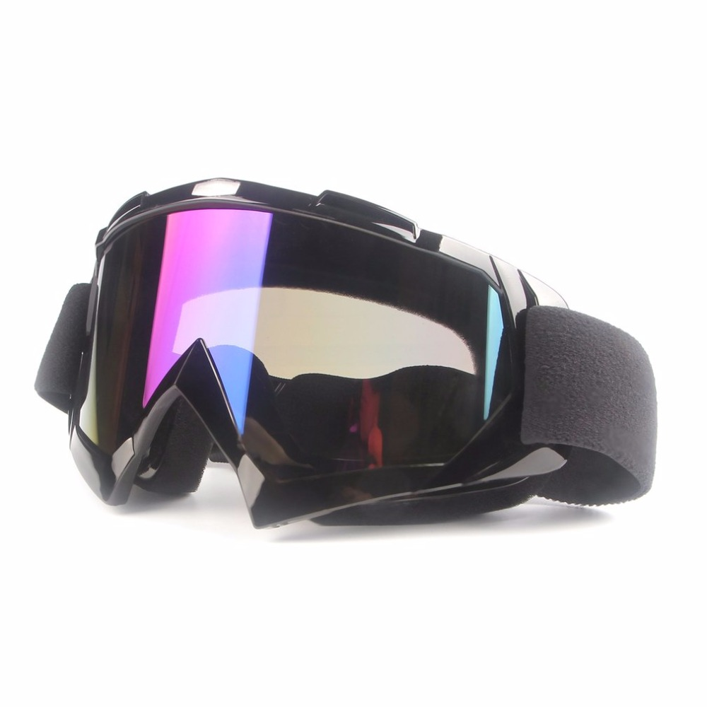 Multifunctional Cool Safety Goggles Motorcycle Equipment Off-road Windproof Anti-fog Skiing Tactical Goggles UV400 Protection