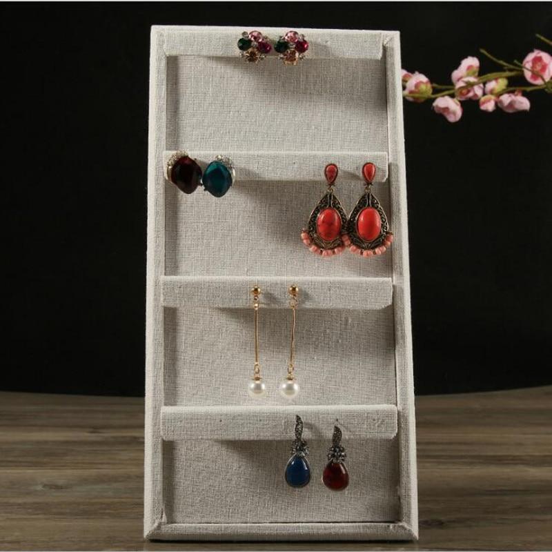 Aliexpress.com : Buy Bincoco jewelry display holders earrings ...