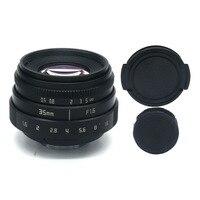 Nowy przyjeżdża fujian 35mm f1.6 C mocowanie kamery CCTV Obiektywy II dla Fujifilm Fuji N1 NEX Micro 4/3 EOS B darmowa wysyłka
