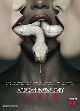 《美国恐怖故事:女巫集会 第三季》2013年美国剧情,悬疑,恐怖电视剧在线观看