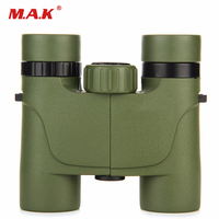 Two Color 10x26 HD Binoculars Telescope Portable Outdoor Low Level Light Night Vision Telescope