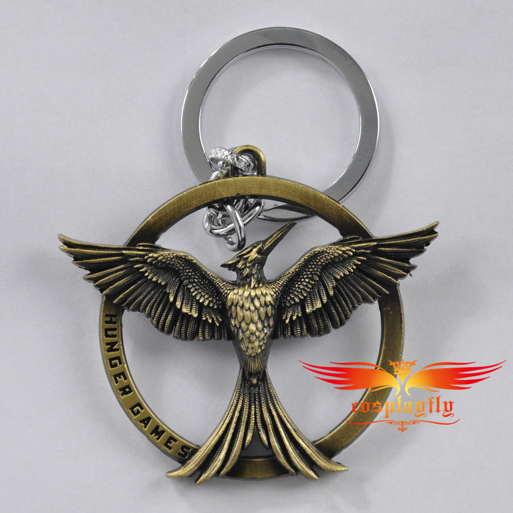 NEW The Hunger Games 3 Katniss Everdeen Key Accessory  Hot