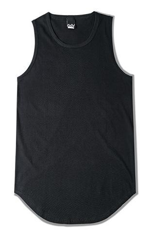Herren Tank Top T-Shirt JustinSOLs