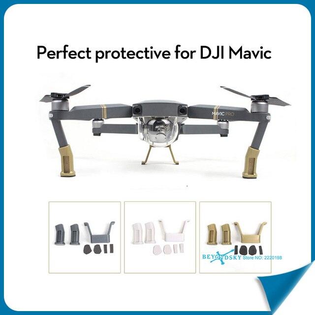 DJI Mavic PRO Шасси Продлен Ног Безопасный Стенд Посадки Кронштейн для DJI Mavic PRO Drone Quadcopter