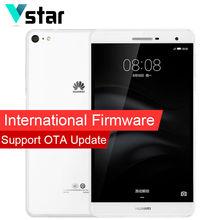 "Worldwide Firmware HUAWEI MediaPad M2 Lite 7.zero"" 3GB RAM 32GB ROM 4G LTE Cellphone Name Pill Snapdragon 615 Octa Core 13.0MP"