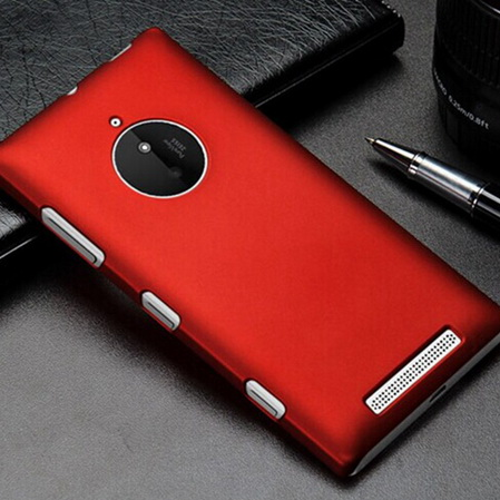 hot sale online ac029 87e74 US $3.75 |For Nokia Lumia 830 Case Ultra Thin Slim Frosted Protective Cover  Colorful Rubber Matte Hard Back Case for Microsoft Lumia 830-in ...