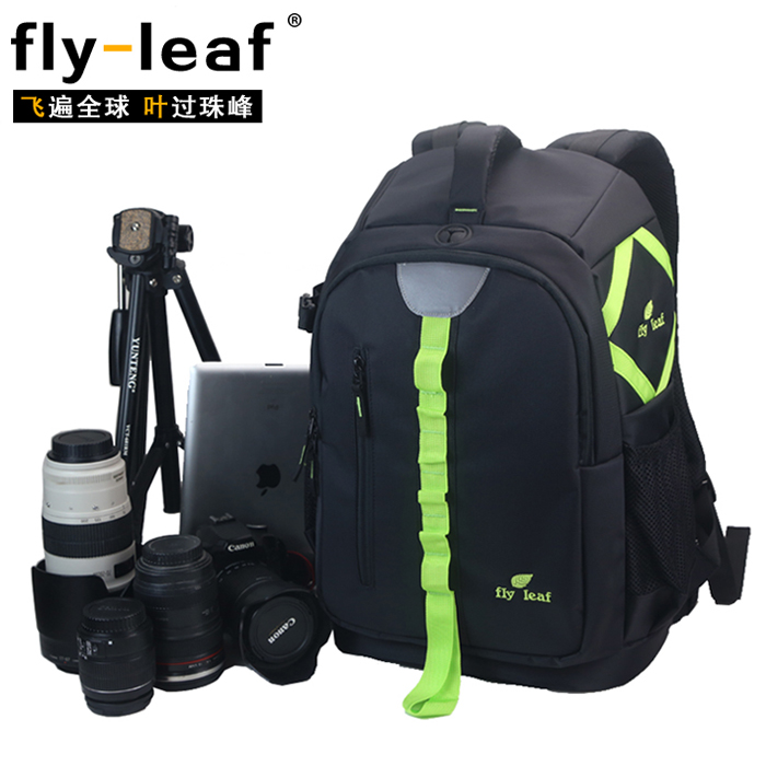 free shipping hot sale Flyleaf FL327 anti-theft slr double-shoulder camera bag  casual digital slr bag professional 14' notebook eirmai slr camera bag shoulder bag casual outdoor multifunctional professional digital anti theft backpack the small bag