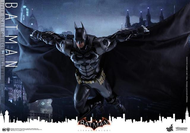 Full set Hot Toys VGM26 1/6 Batman Arkham Knight Video Game Masterpiece figure Toy Collectible Figure Doll Toys Gift with box 1