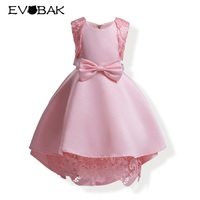 Girls Dress Summer 5 10 Years Floral Baby Girls Dresses Vestidos 20 Colors Party Dresses Cute