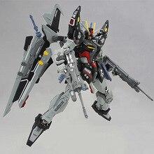 Dragon Momoko modèle 1:100 MG, RM GAT X105E + AQM/E X09S, frappe, Noir Gundam