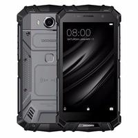 DOOGEE S60 lite мобильного телефона IP68 из непромокаемой ткани 5,2 FHD 4 Гб + 32 ГБ MT6750T Восьмиядерный 16MP отпечатков пальцев 5580 мАч Android 7,0 смартфон
