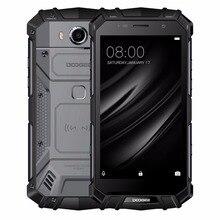 """DOOGEE S60 lite del telefono Mobile IP68 Impermeabile 5.2 """"FHD 4 GB + 32 GB MT6750T Octa Core 16MP impronte digitali 5580 mAh Android 7.0 Smartphone"""