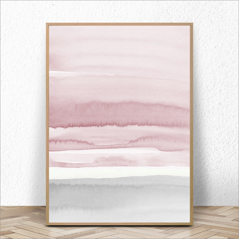 Abstract Art Posters And Prints Wall Art Canvas Painting ...