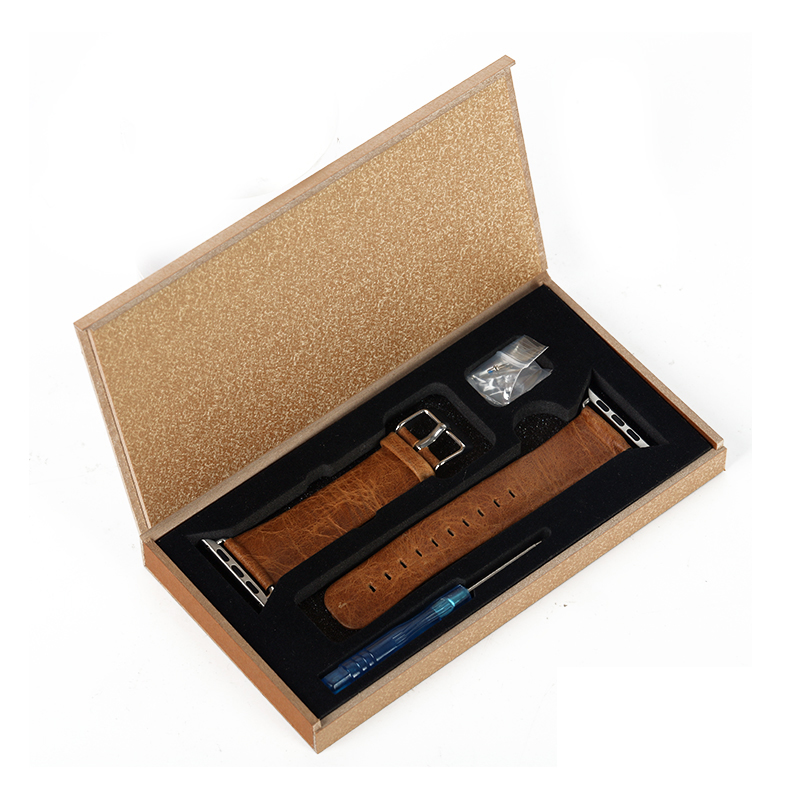 Tschick for iWatch Band Genuine Leather Replacement Strap ...